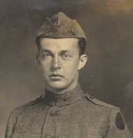 George Cunningham Smith, Sr., WWI